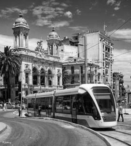 Tranvia Oran. Sector transportes en ArgeliaBiN 270x300