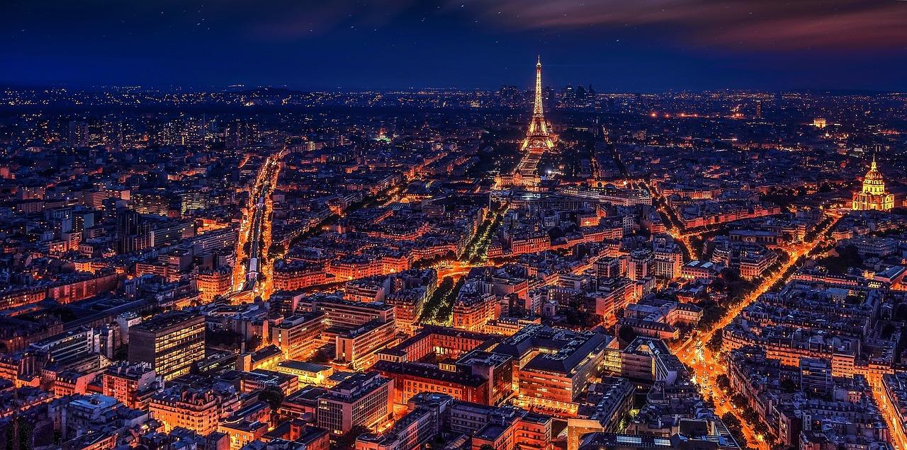 Redes comerciales en Francia